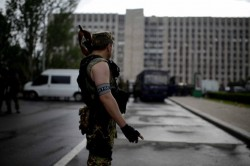 Clashes escalate in eastern Ukraine