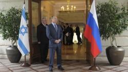 Президент России Путин ожидает встречи с Израильским премьером